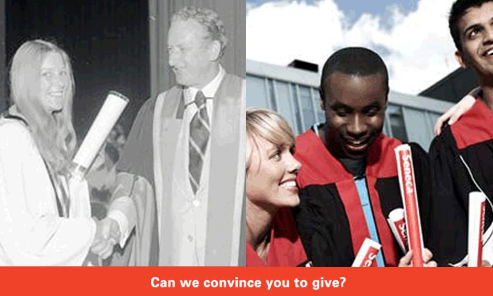 Seneca Alumni Fundraising Campaign