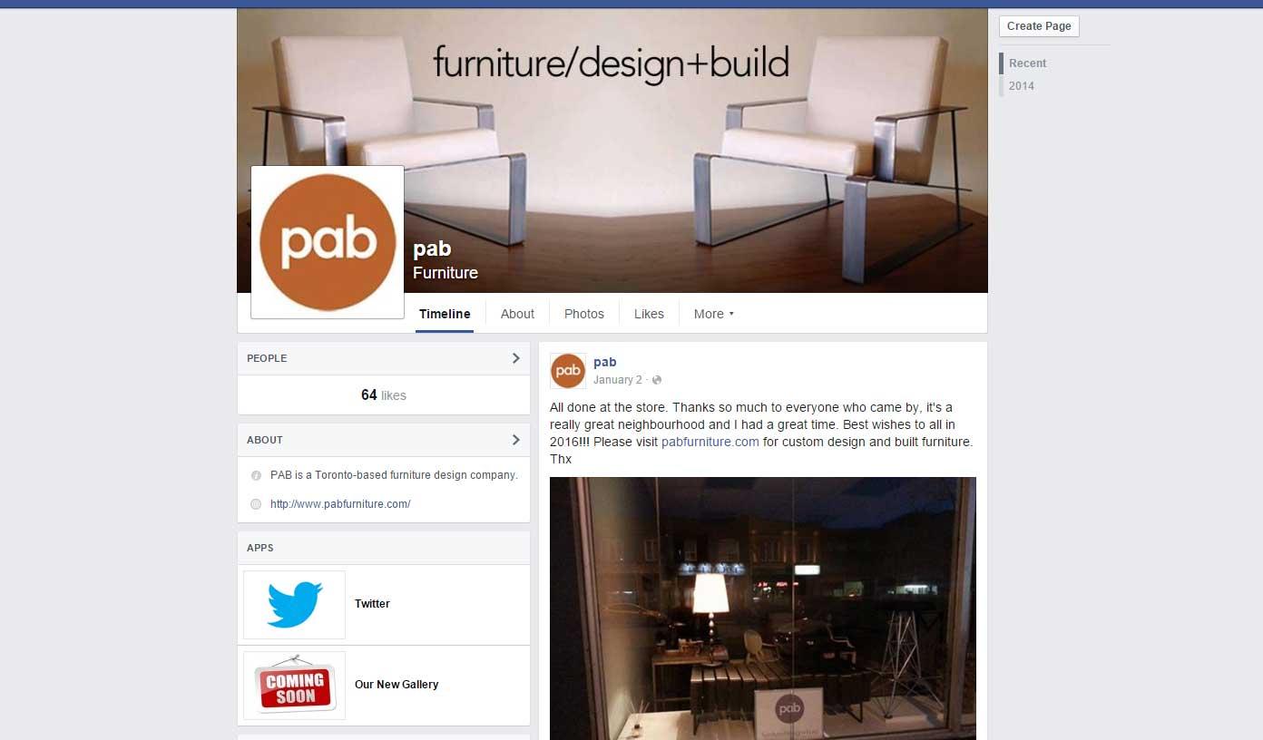 pab furniture and design