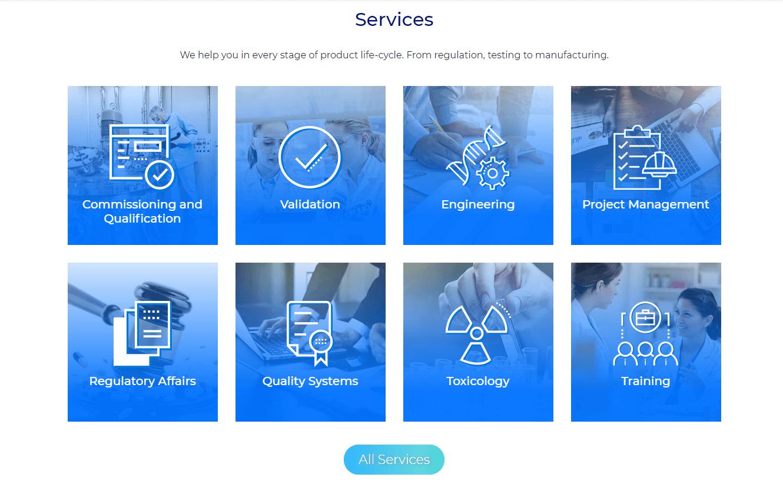 pharmeng services