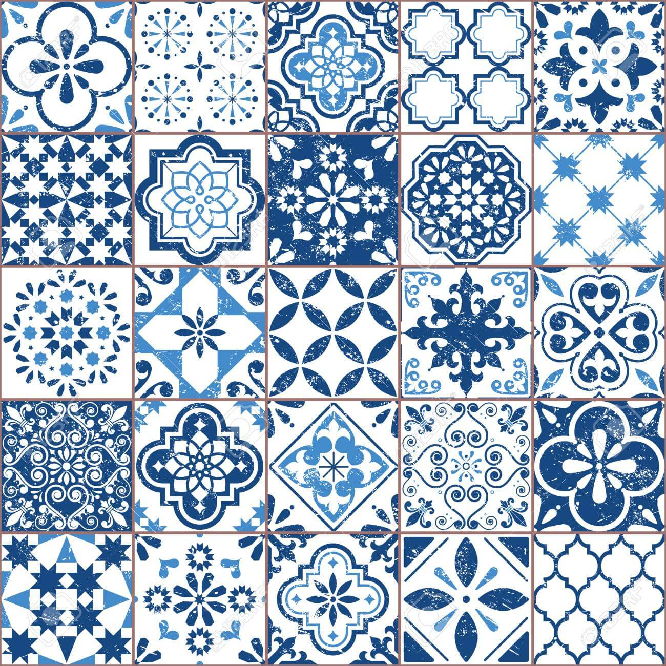 111411434-vector-azulejo-tile-pattern-portuguese-or-spanish-retro-old-tiles-mosaic-mediterranean-seamless-navy