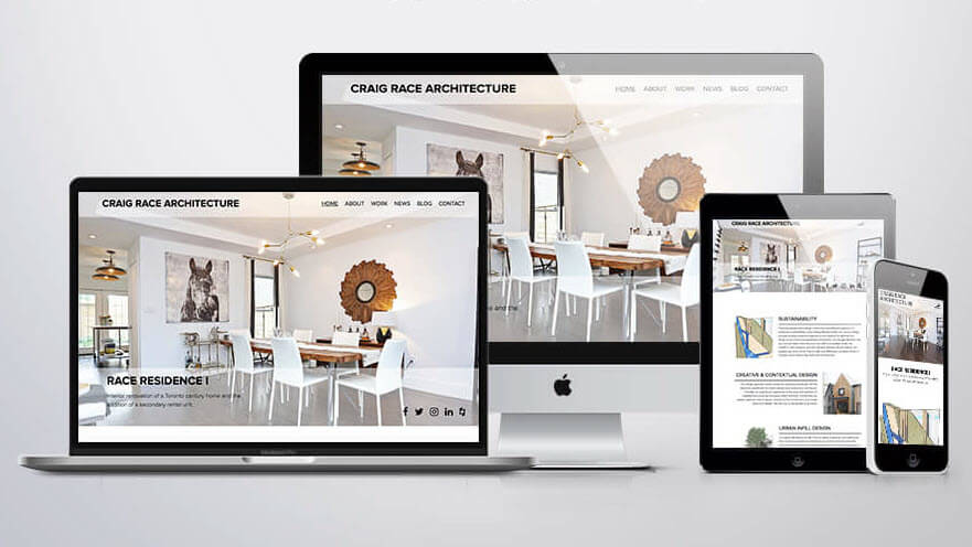 Video Case Study: Digital Reno – Building an Architect's Website