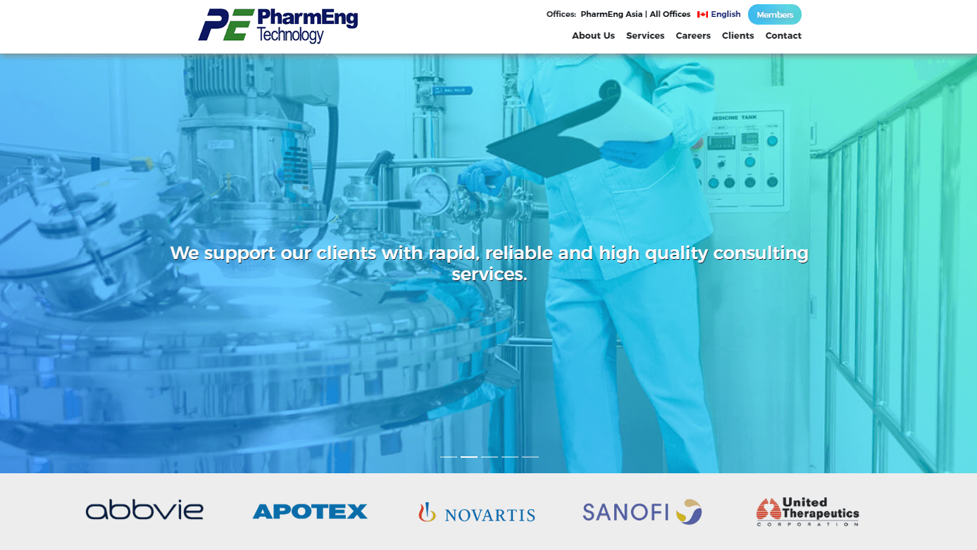 PharmEng Technology