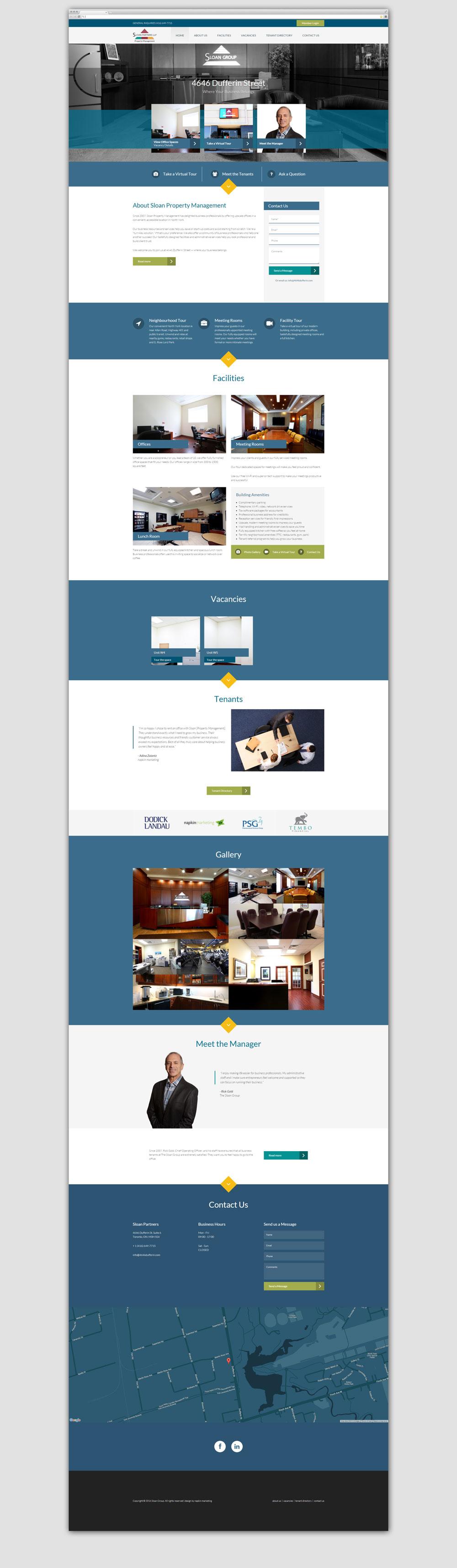 spm homepage